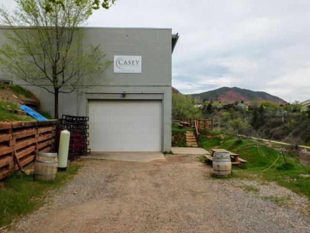 Casey Brewing & Blending Barrel Cellar