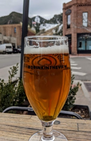 Aspen Tap brew - image by Amand Bachman