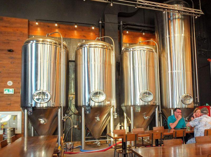 Niagra Brewing