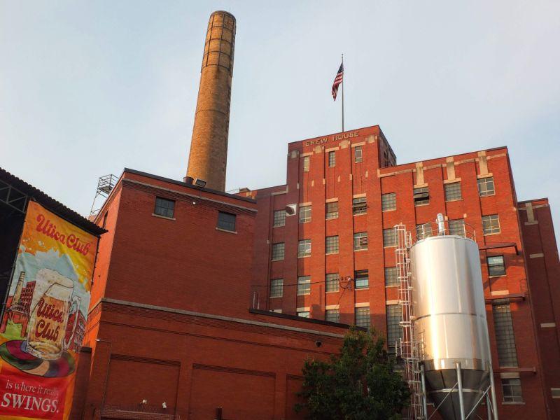 FX Matt Brewing Company