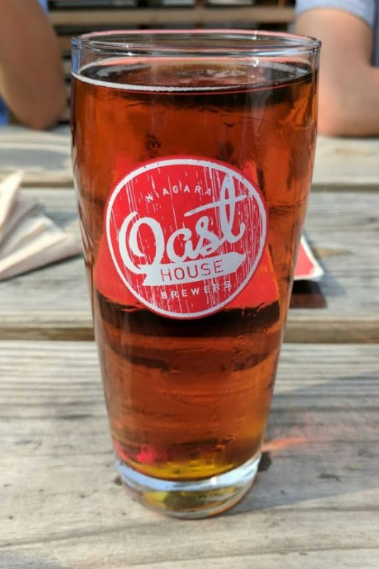 Oast House Brewing Bock Forty - image by Eric Tse