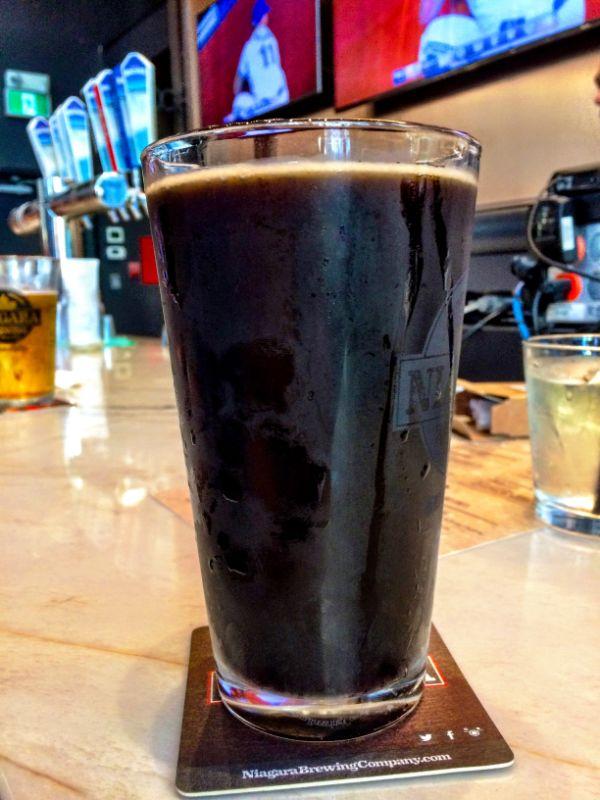 Niagra Brewing Hennepin Stout