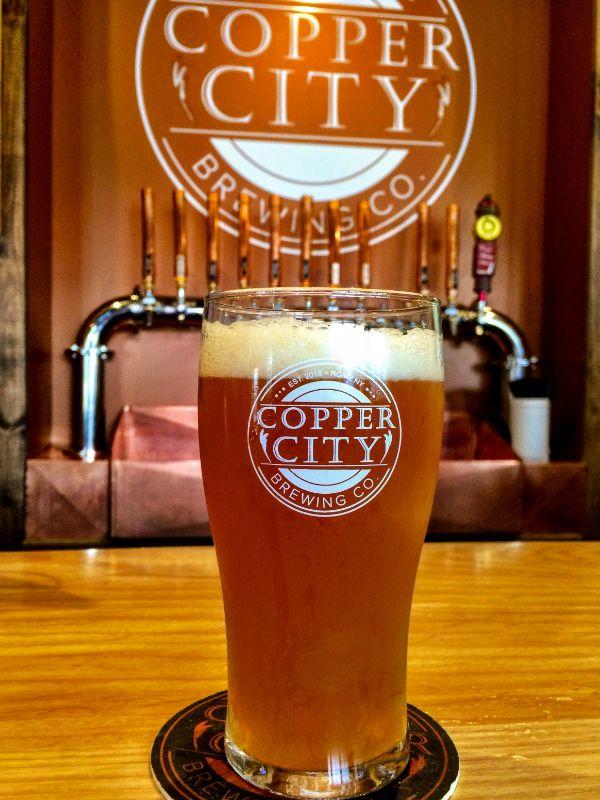 Copper City Brewing Company