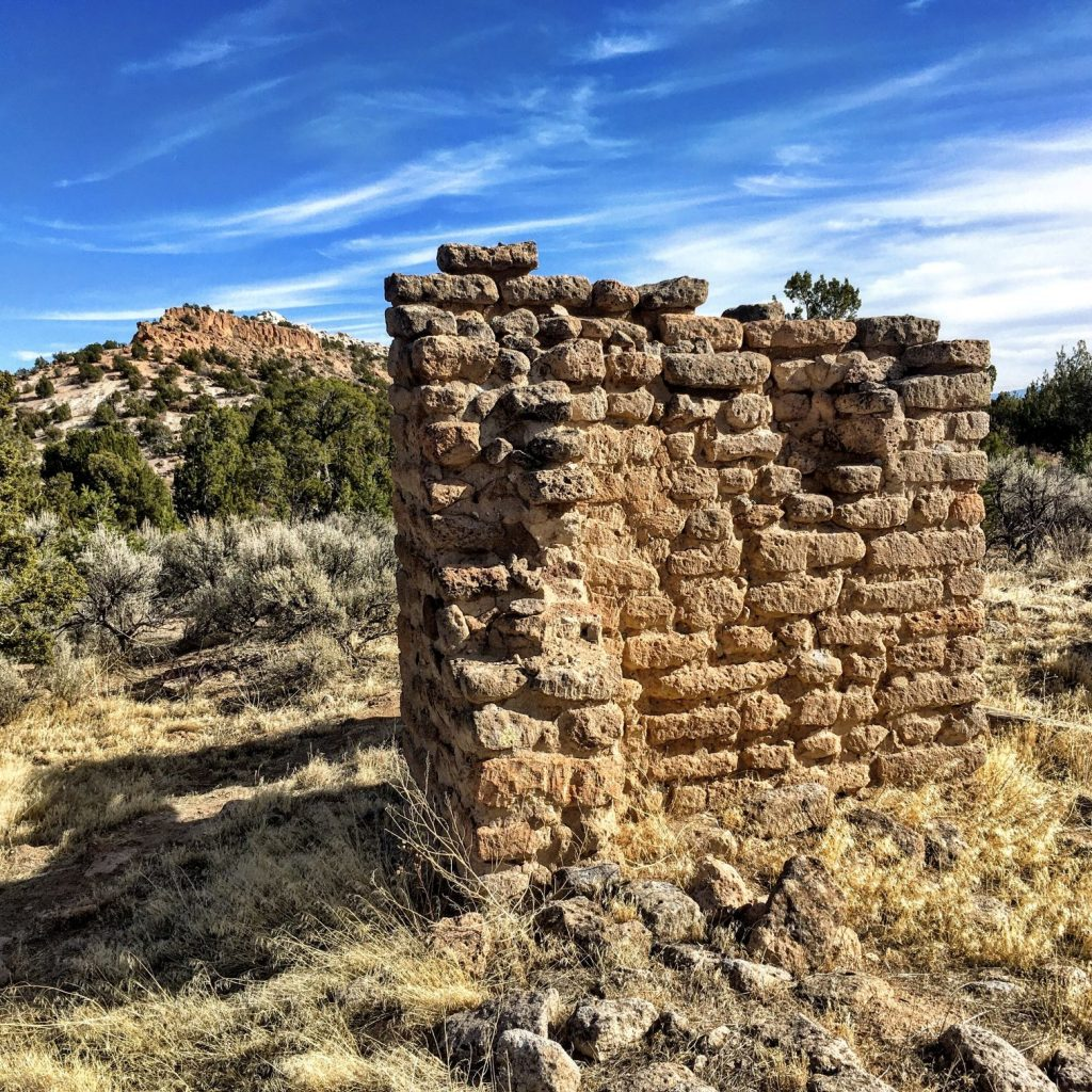 Duchess Castle remnant