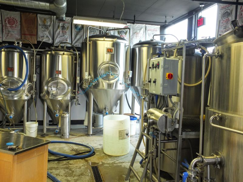 Chilly Water brewhouse