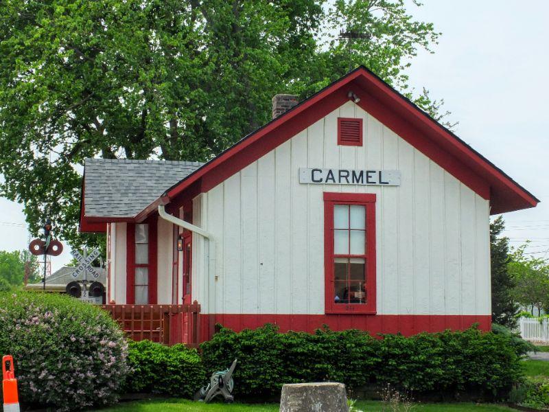 Carmel station