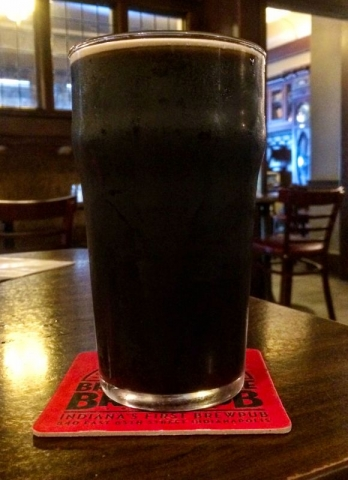 Broad Ripple Brewing Black Lager