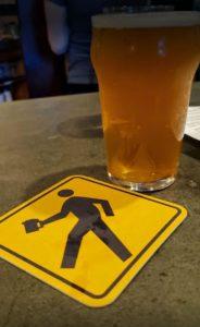 beer hiker