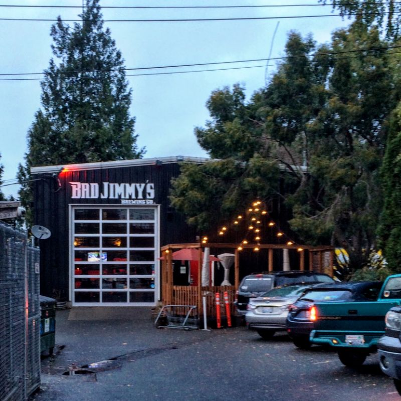 Bad Jimmy's Brewing