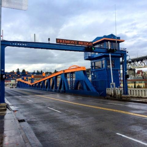 drawbridge over to Ballard