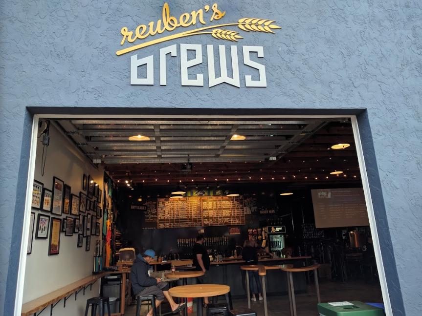 Reuben's Brews