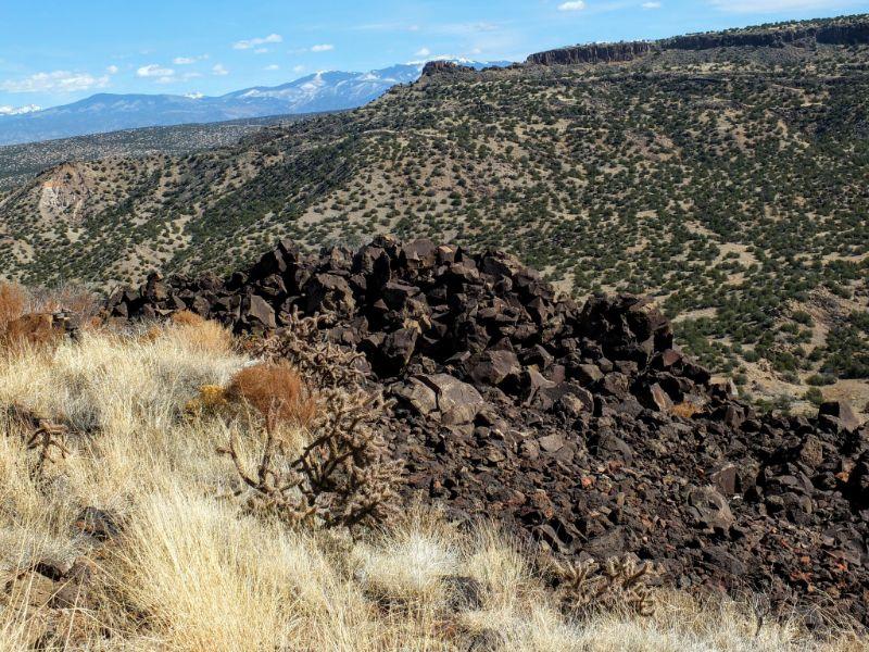 ascending Red Dot Trail