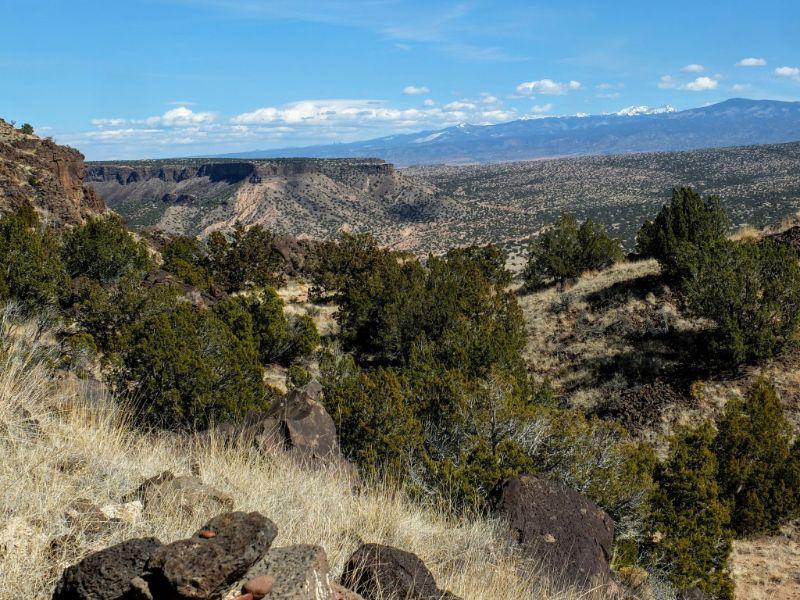 canyon rim