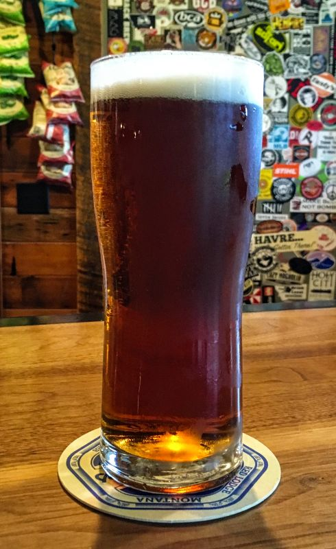 Red Lodge Ales Dos Goatees Doppelbock