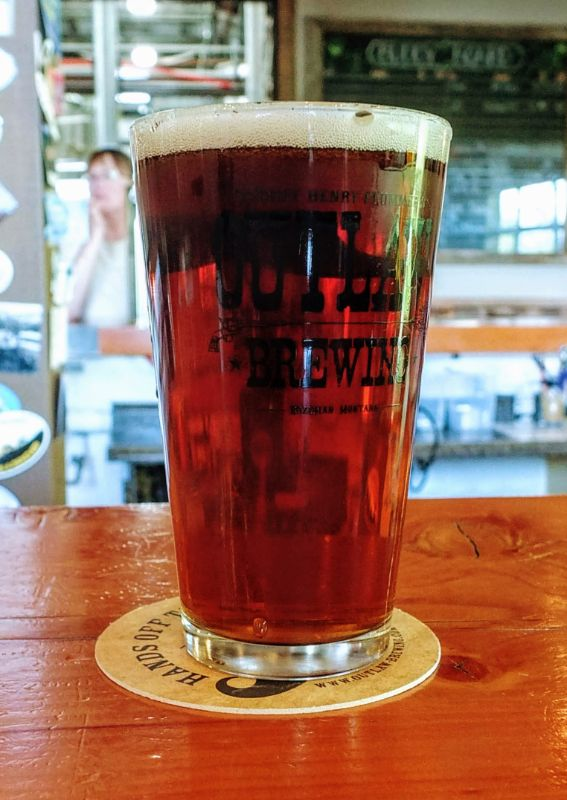 Outlaw Smoked Red Ale