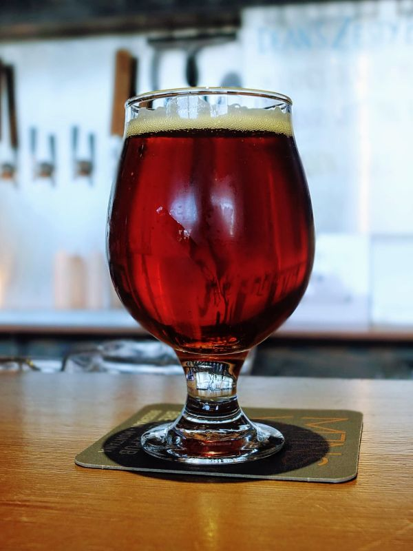 Mountains Walking Red Ale