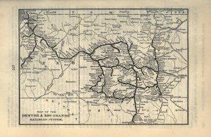 Denver and Rio Grande Railway