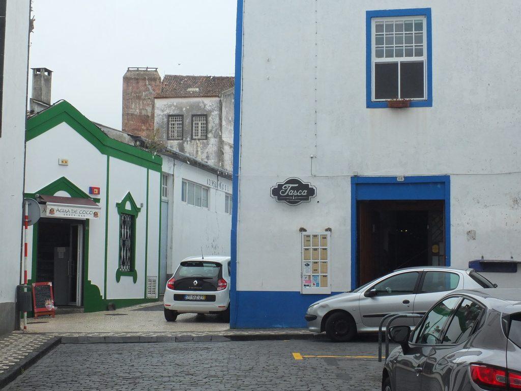 Tasca in Ponta Delgada