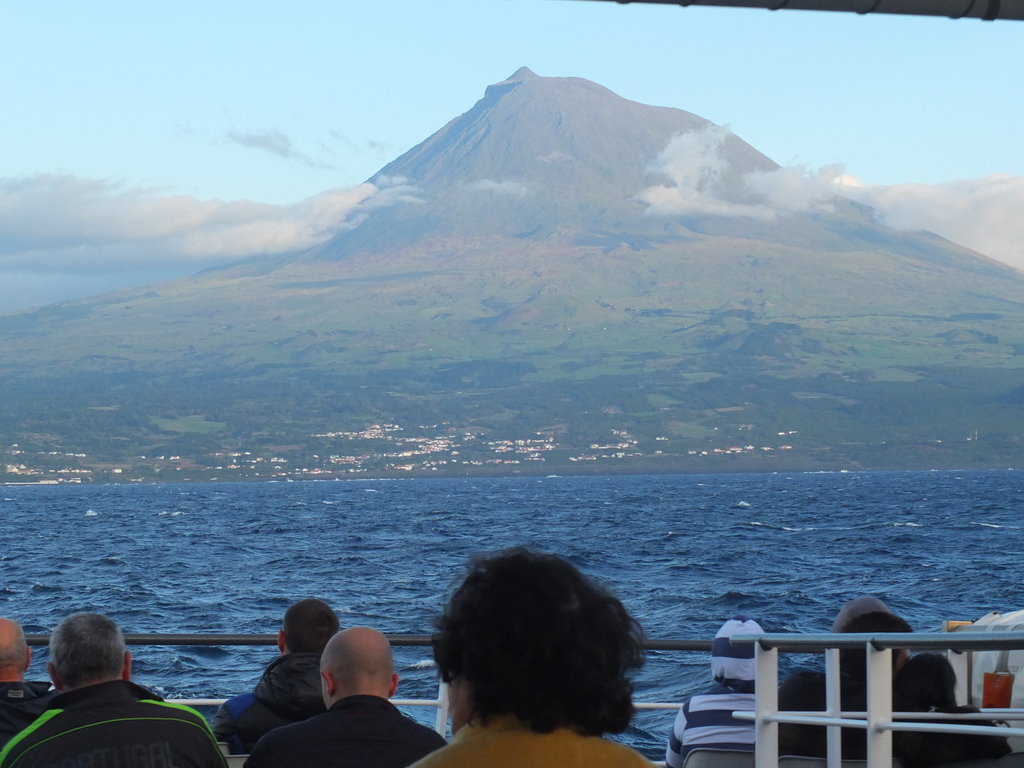 Azores Impressions - Ferry