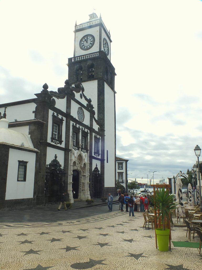 Azores Impressions - church