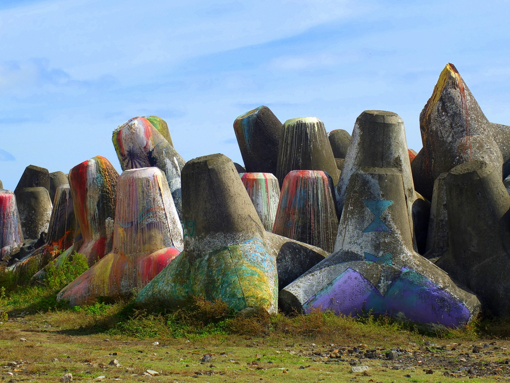 Azores Impressions - sea wall art