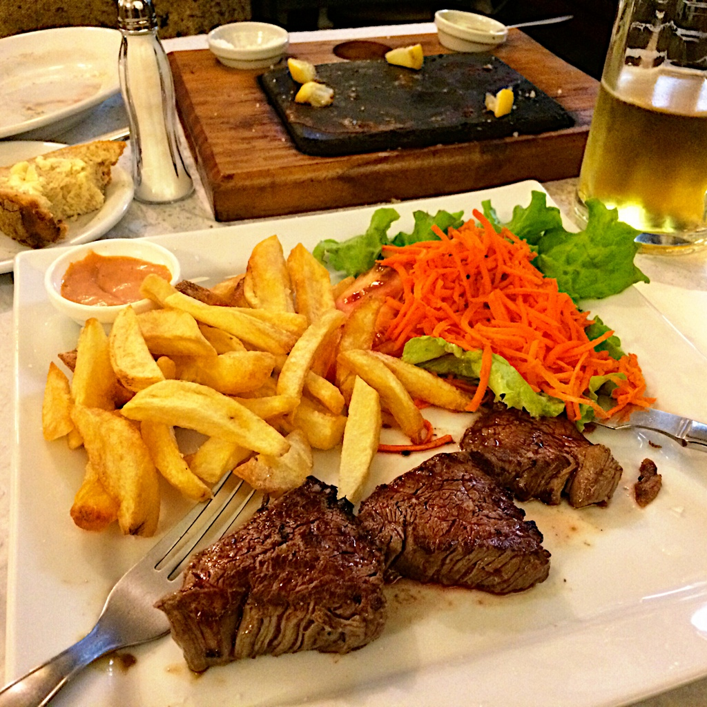 Azores Impressions - dinner