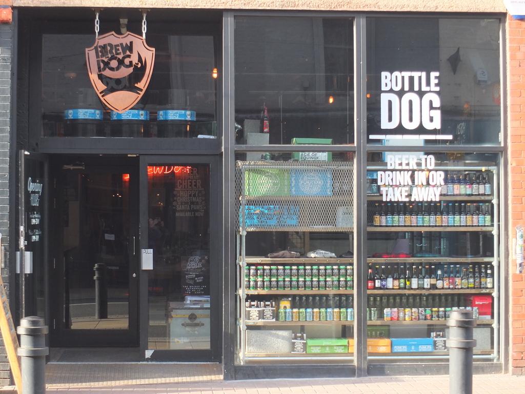 Brewdog Sheffield