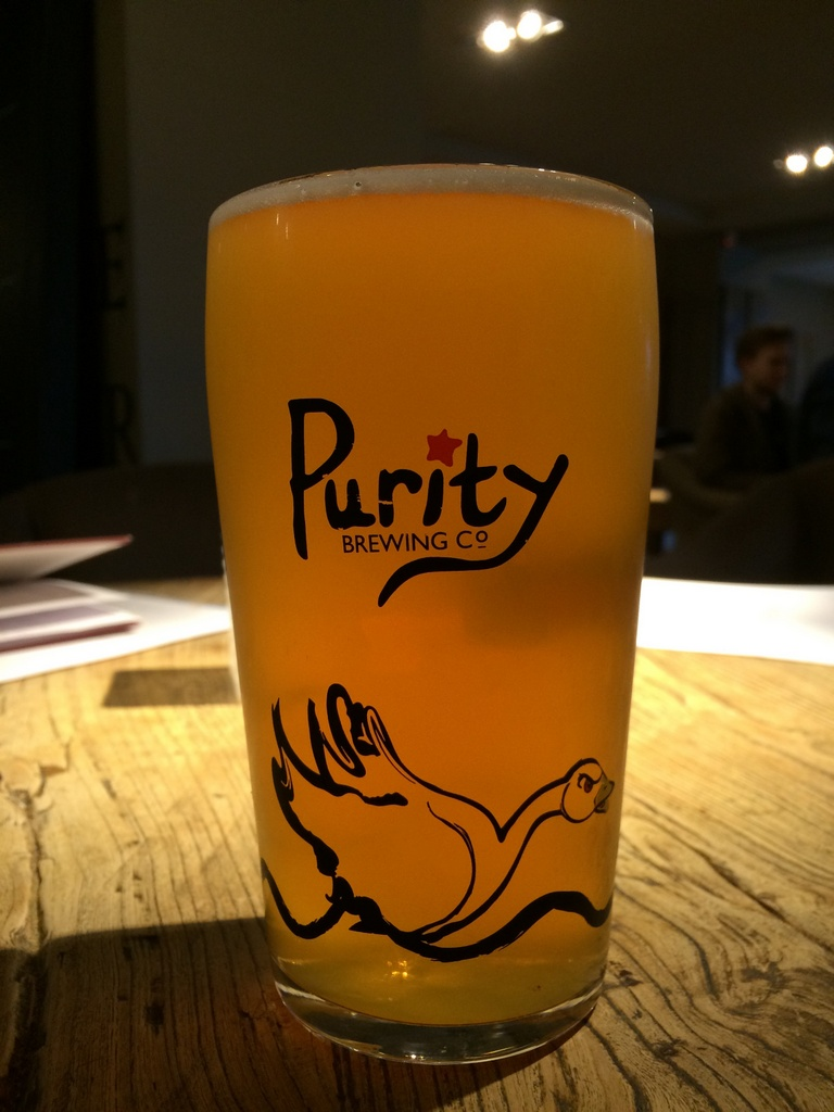 Purity Brewing Co. Lawless Lager