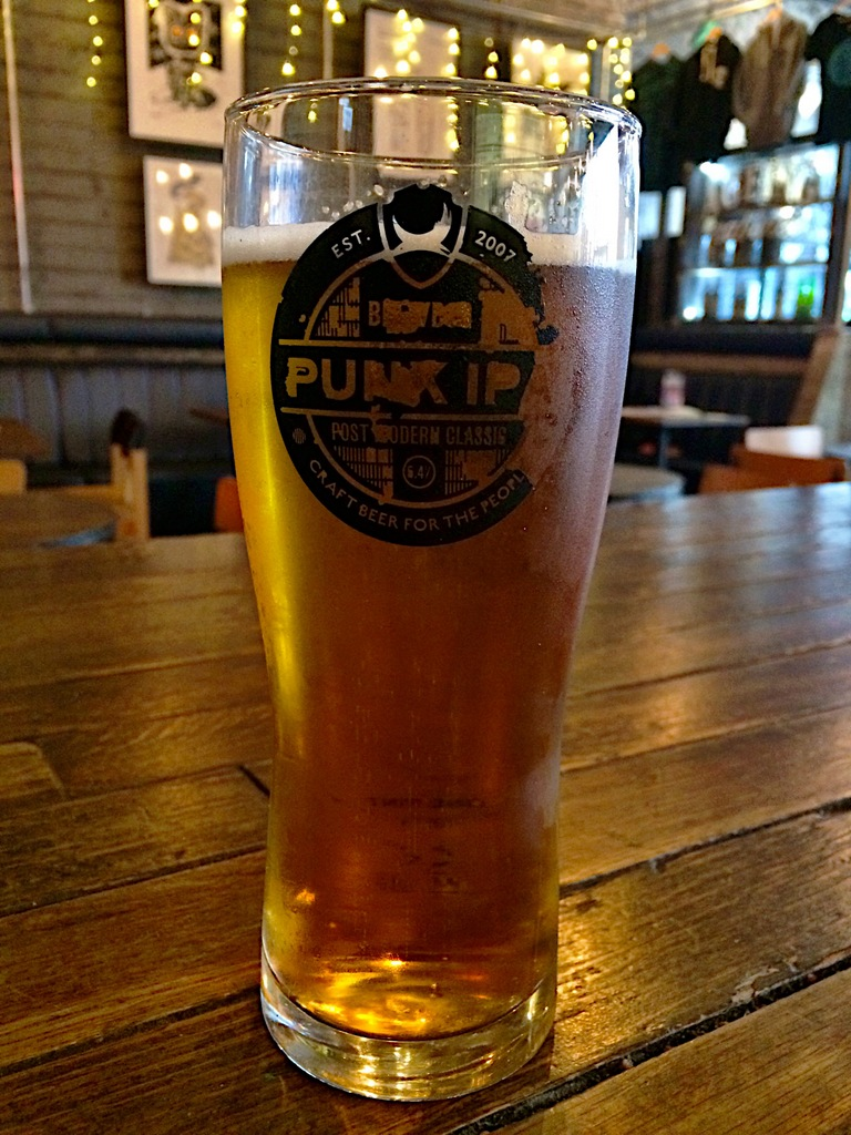 Brewdog Sheffield - Punk IPA