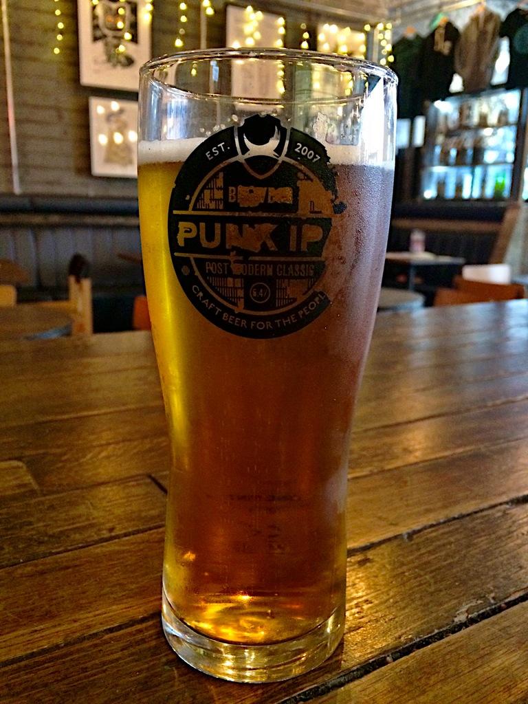 Brewdog Sheffield - Punk IPA