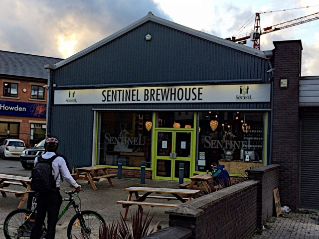 Sentinel Brewhouse