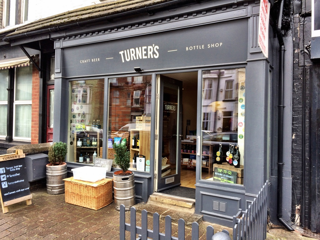 Turner's Bottle Shop