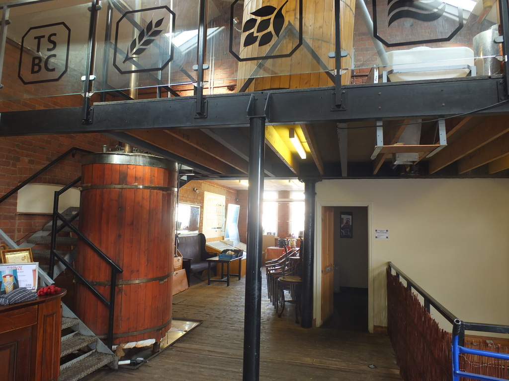 Sheffield Brewery main floor