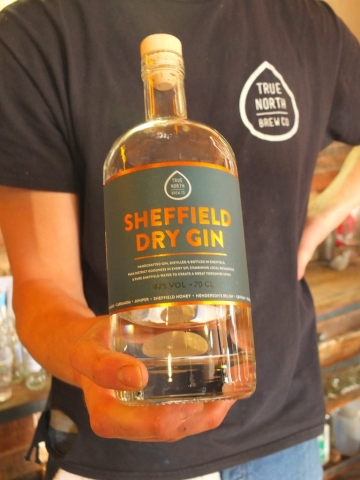 True North Brewing Company Sheffield Gin