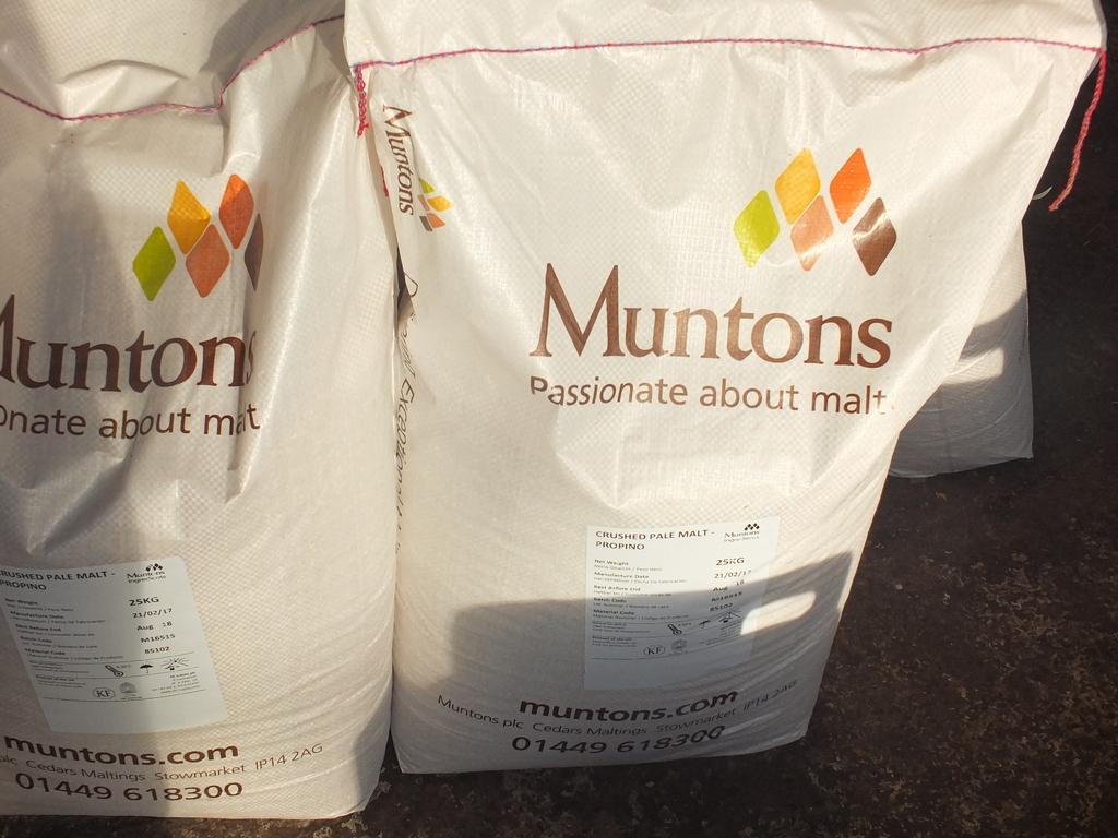 True North Brewing Company raw material