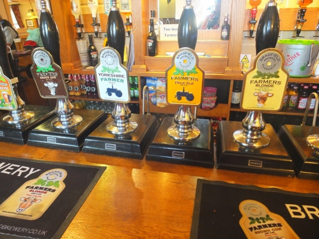 Pump Handles at Nags Head