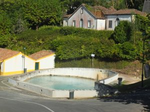 hot pool at Caldeiras da Ribeira Grande