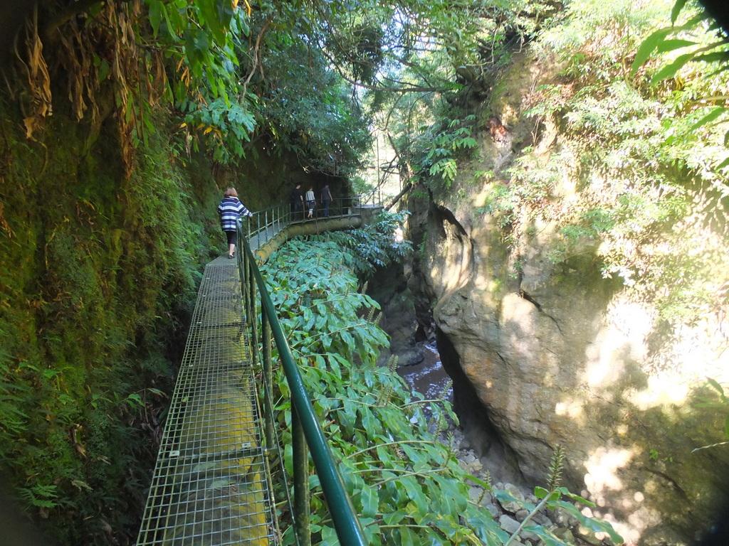 gorge above Cascata do Salto do Cabrito