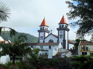 Church at Furnas