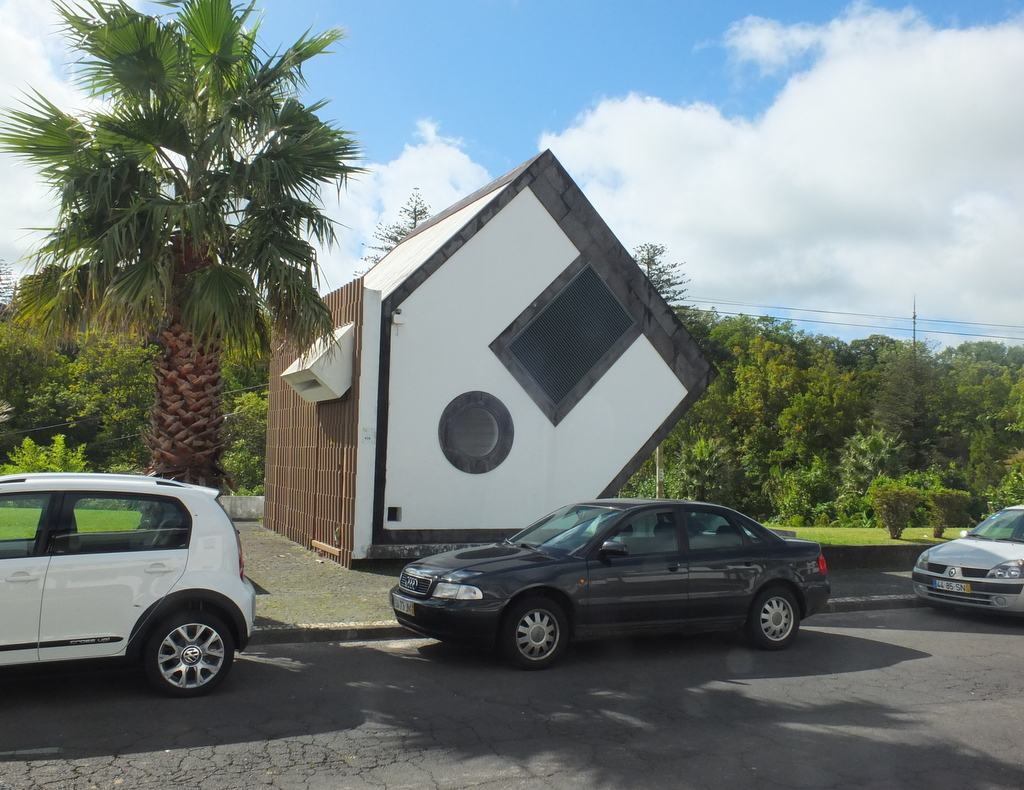funny house