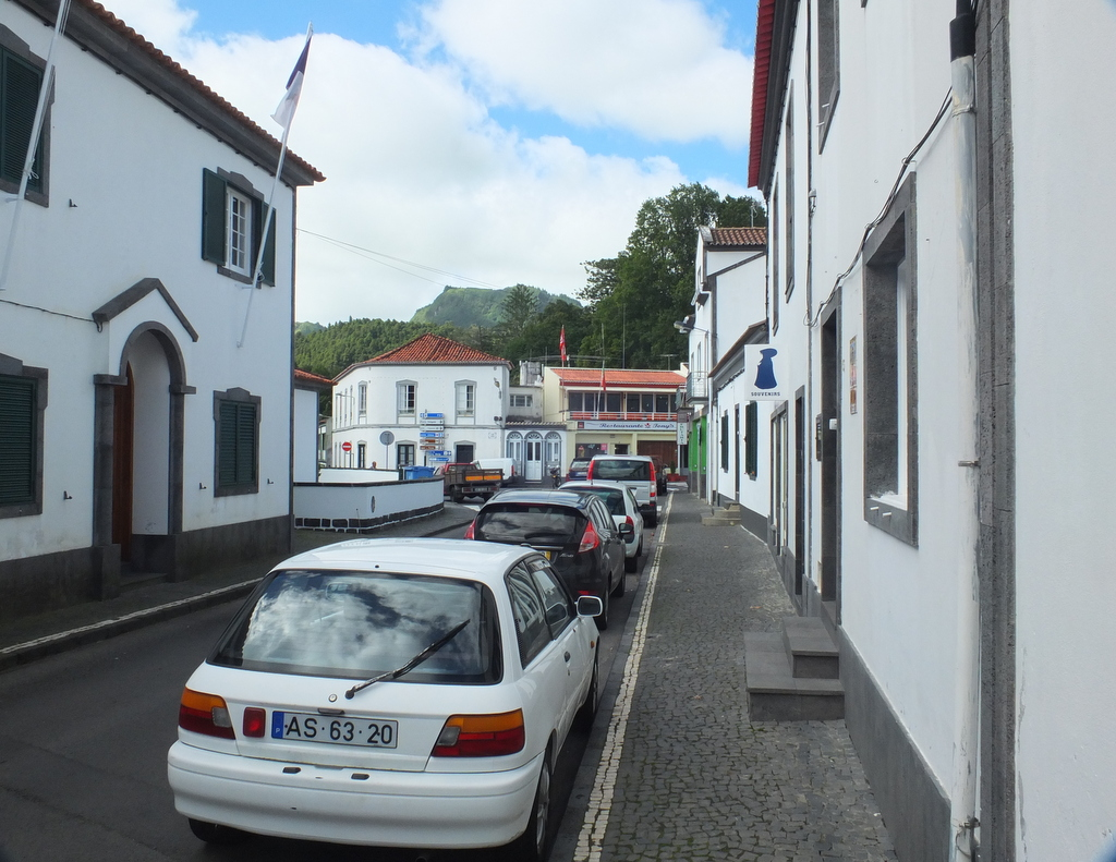 Street in Furnas
