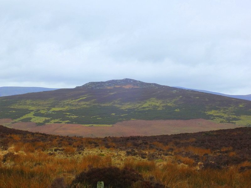 Wicklow Way panorama